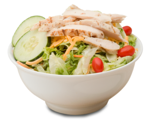 Char-Grilled Chicken Salad