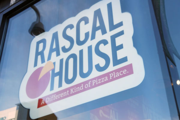 new Rascal_House sign