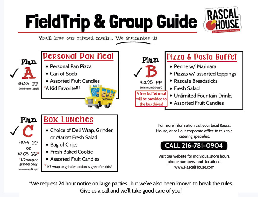 fieldtrip-and-group-guide