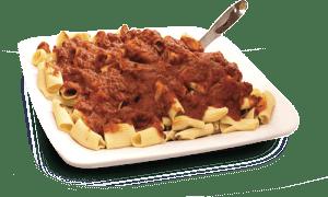 pasta-tray