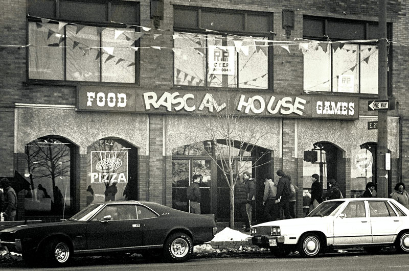 Original Rascal House 1980