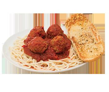Traditional Pasta Dinner